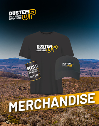 DustemUp Merchandise